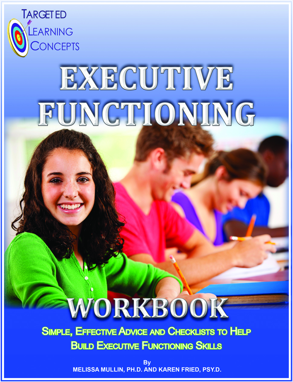 Student Executive Functioning workbook